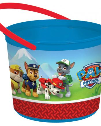 Paw Patrol Party Favour Bucket