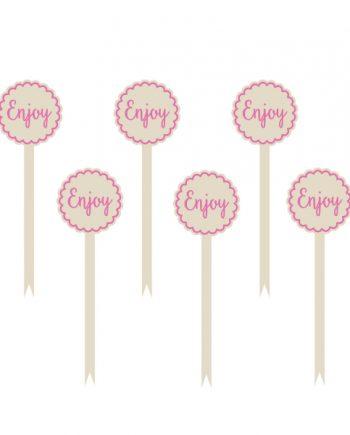 Pink Buffet Word Picks