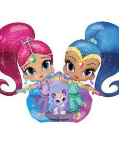Shimmer & Shine Party AirWalker Balloon
