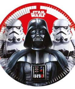 Star Wars Party Paper Plates