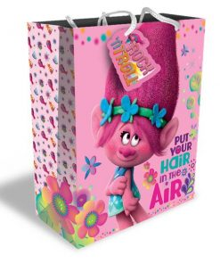Trolls Party Large Gift Bag