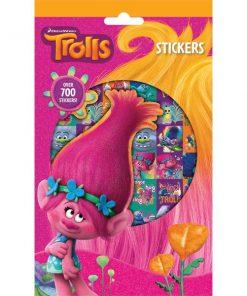 Trolls Party Sticker Pack