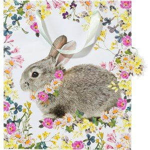 Truly Bunny Large Gift Bag