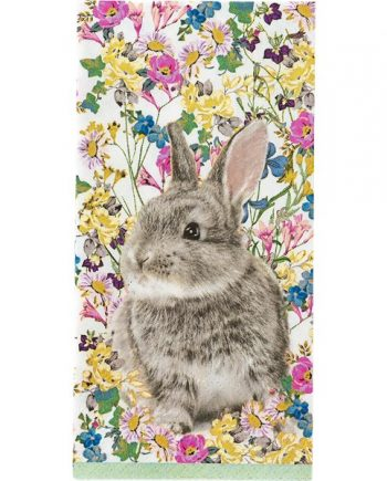 Truly Bunny Paper Napkins