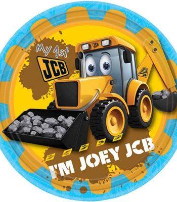 JCB Digger Party
