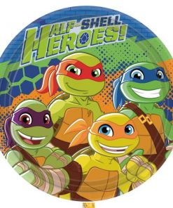 Ninja Turtles Half Shell Heroes
