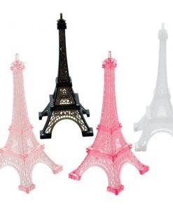 A Day in Paris Mini Plastic Eiffel Tower Decorations