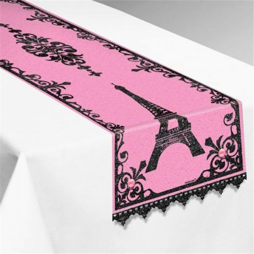 A Day in Paris Table Runner