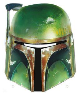 Star Wars Party Boba Fett Mask