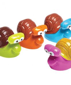Bulk Pocket Money Toys - Pull Back Racing Snails