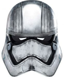 Star Wars Party Captain Phasma Mask