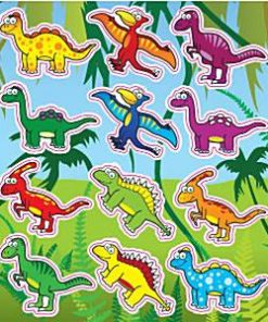 Bulk Pocket Money Toys - Dinosaurs Stickers