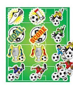 Bulk Pocket Money Toys - Football Stickers