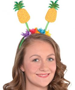 Glitter Pineapple Headband