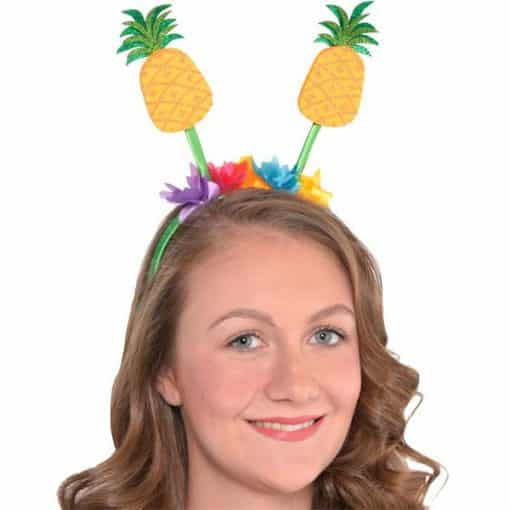 Glitter Pineapple Headband