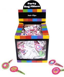 Bulk Pocket Money Toys - Hair Clips