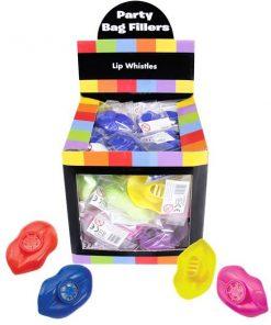 Bulk Pocket Money Toys - Lip Whistles