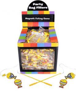Bulk Pocket Money Toys - Magnetic Fishing Game