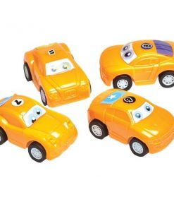 Bulk Pocket Money Toys - Mini Pull Back Racers