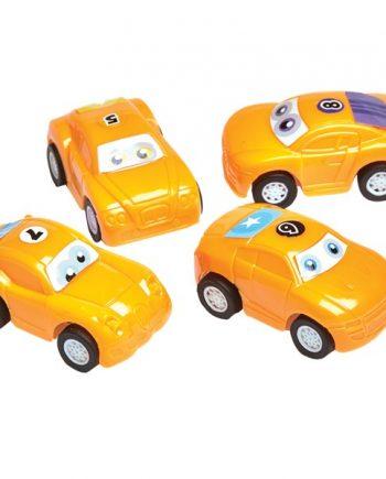 Bulk Pocket Money Toys - Mini Pull Back Racers