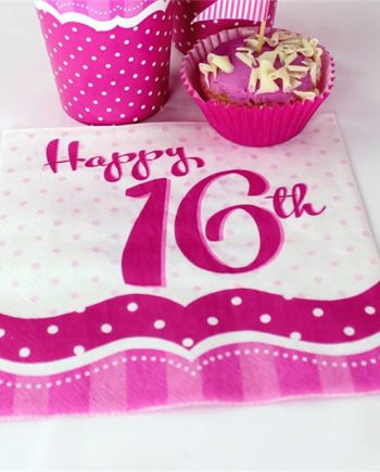 16th Perfectly Pink Party