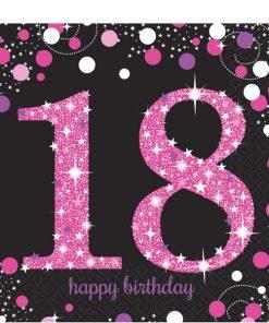 Pink Celebration Age 18