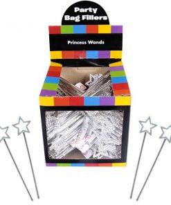 Bulk Pocket Money Toys - Princess Wands