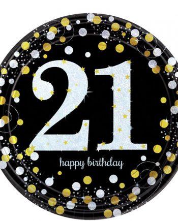 Sparkling 21st Celebration Party