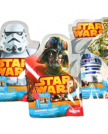 Star Wars Party Popping Candy