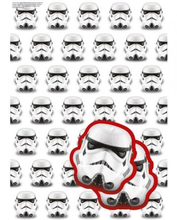 Star Wars Stormtrooper Wrapping Paper & Tags