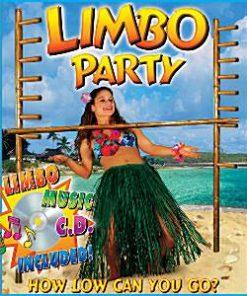 Bamboo Limbo Kit with CD