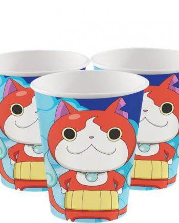 Yo-Kai Watch Party Paper Cups