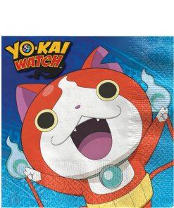 Yo-Kai Watch Party Paper Napkins