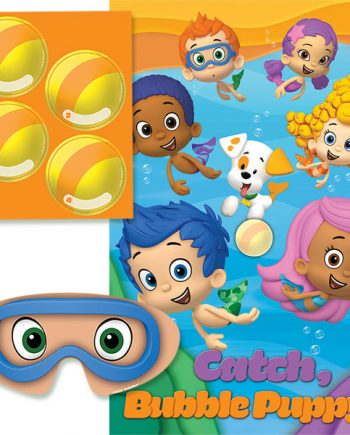 Bubble guppies party decorations fun party supplies for Bubble guppies fish