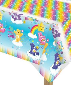 Care Bears Party Plastic Tablecove
