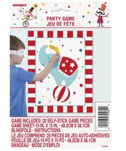 Circus Party Game