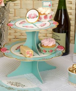 Eternal Rose Tea Party Eternal Rose Cake Stand