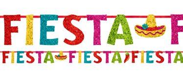 Fiesta Letter Banner