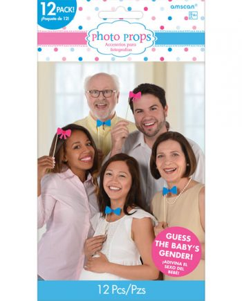 Gender Reveal Party Photo Props
