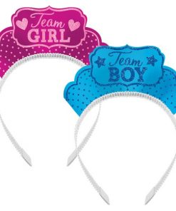 Gender Reveal Party Tiaras
