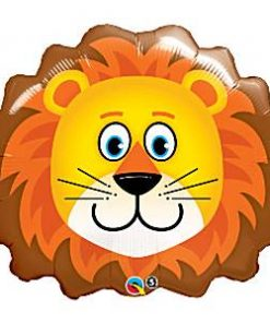 Loveable Lion Supershape Balloon