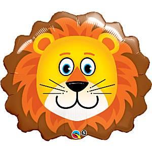 Loveable Lion Supershape Balloon
