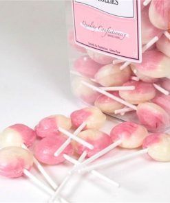 Pink Lolly - Marshmallow Flavour Jar