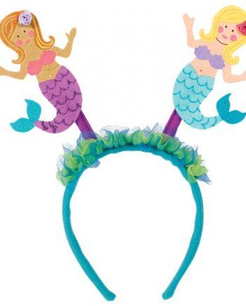 Mermaid Girl Headbopper