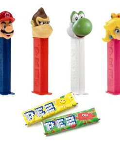 Super Mario themed Nintendo Pez & Refills