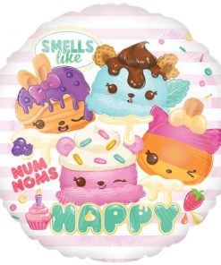 Num Noms Party Foil Balloon