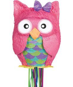 Owl Pull Piñata