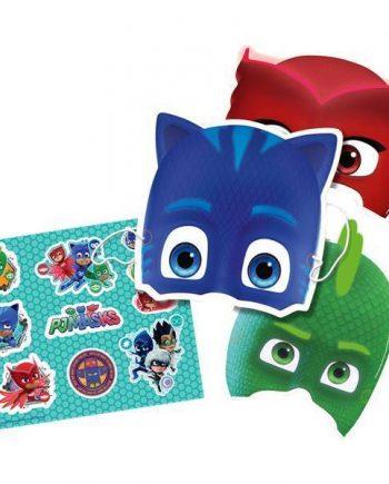 PJ Masks Party Stickers & PJ Masks