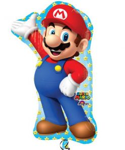 Super Mario Supershape Balloon
