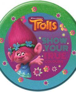 Trolls Sticker Tin